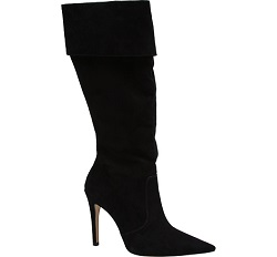Beautiful pointed toe knee high boots